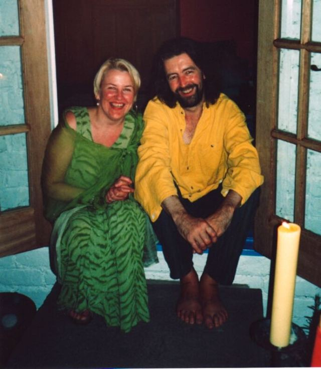 Us two, summer 1997.