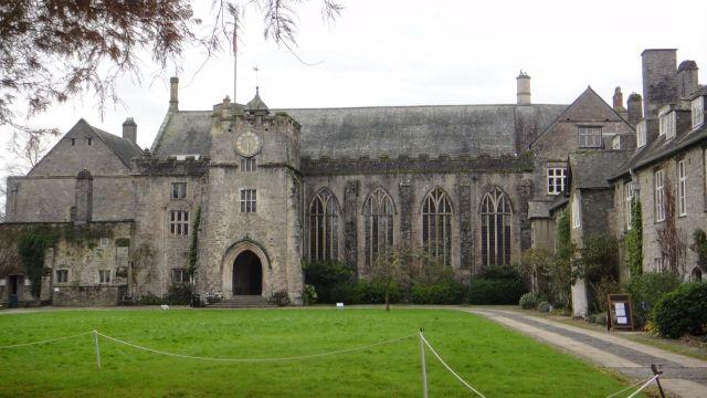 Dartington Hall, Devon.