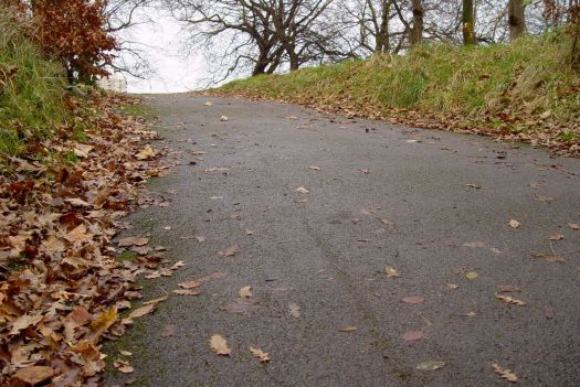And besides, sometimes a steep but short incline can actually be easier than a long, steady one.