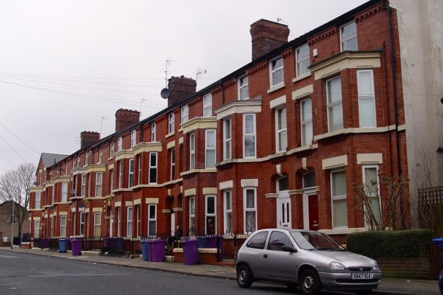 When the houses opposite are obviously fine?