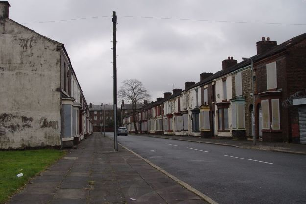Rhiwlas Street.