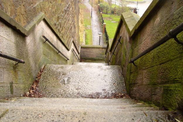 Down the Docker's Steps.