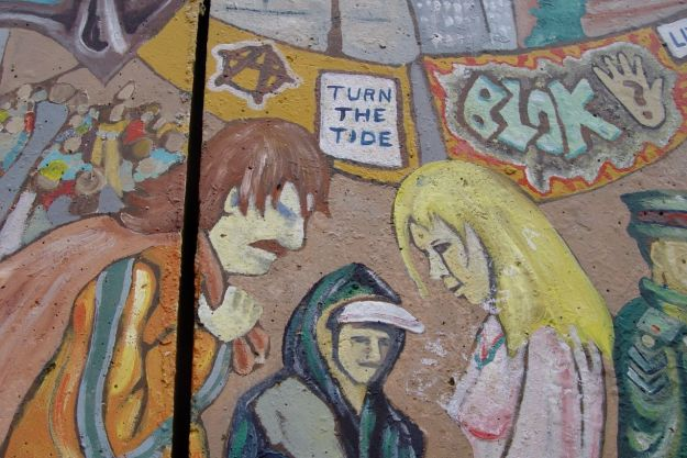 'Turn the tide'