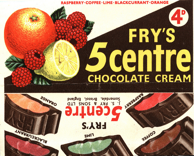 Sweets in the 1960s. Or, where did all those fillings come ...
