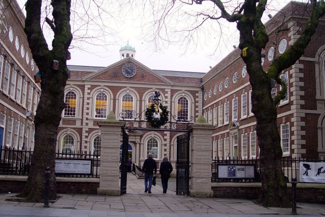 The Bluecoat, 2013.