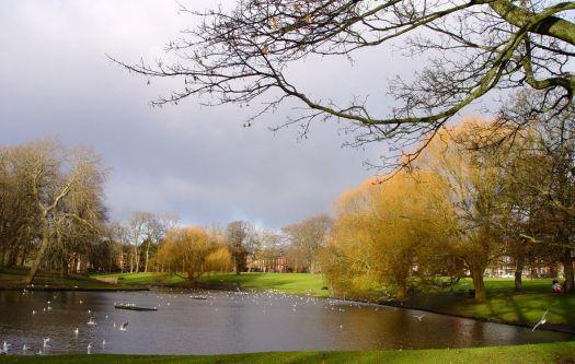 Greenbank Park.