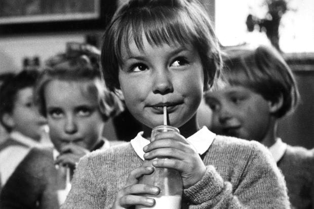 School milk.