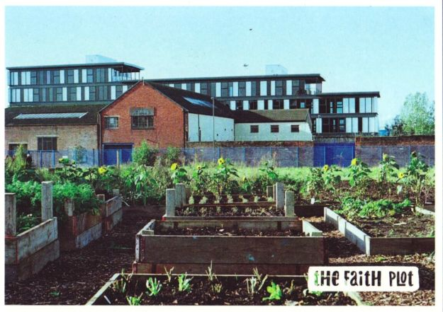 Friends of Everton Park have recently set up a new community growing space, with the Faith Primary School, in Everton.
