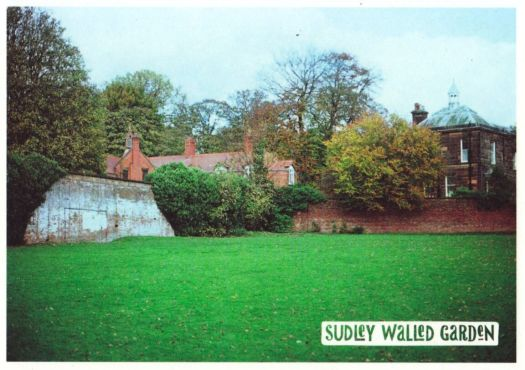 Creating a 21st century version of a Victorian walled garden, with and for the community.