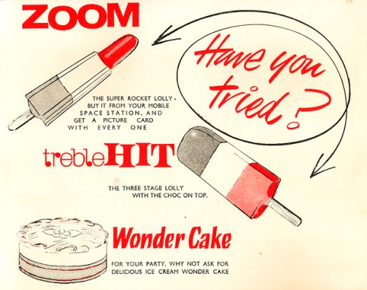 I don't remember Wonder Cake, but I definitely remember Zoom.
