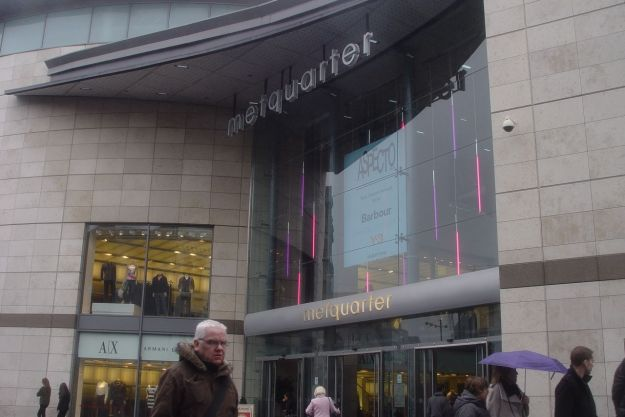 The Met Quarter here has just changed hands for £20 million. A quarter of what it cost last time it was sold.
