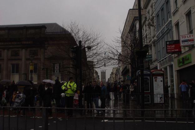 Bold Street, my downtown favourite.