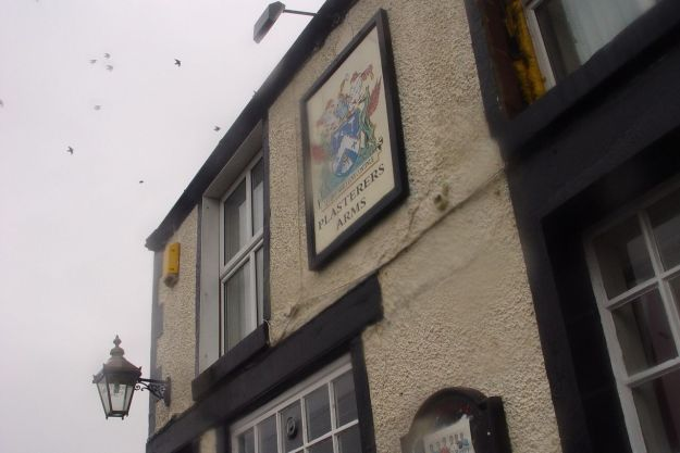 And this lovely little pub, where they no doubt drank.