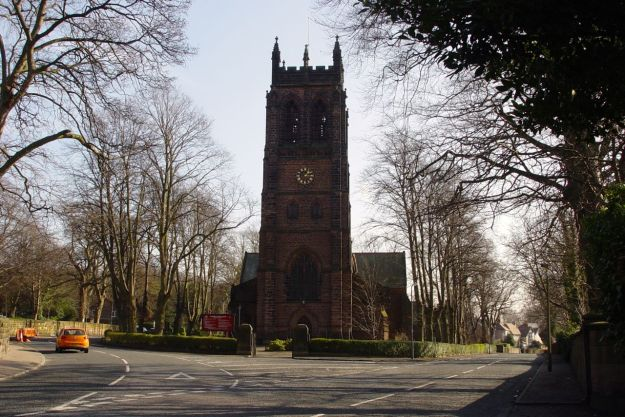 All Hallows, Allerton