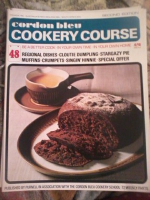 The gastronomic delights of my childhood came from these magazines.