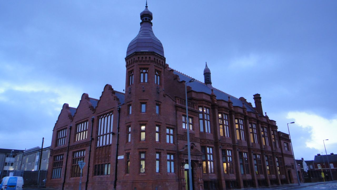 The Florence Institute, Mill Street, Liverpool 8