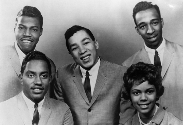 The Miracles, featuring Smokey Robinson