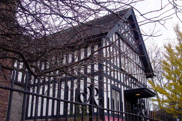 Sefton Park library. Under threat?