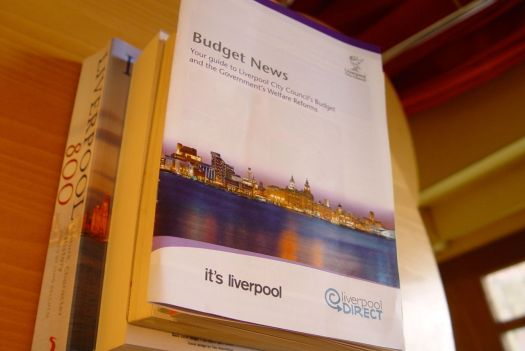Budget News, from Liverpool City Council.
