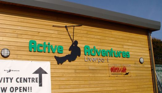'Active Adventures' and 'Otty's Café'