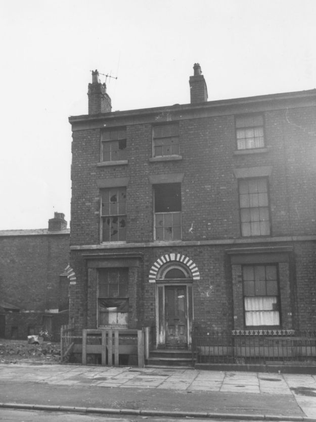 146 Canning Street. Canning Street now stops at 78.