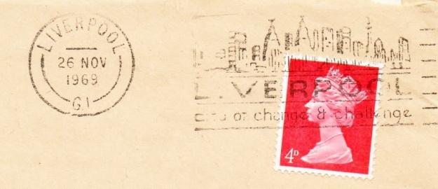 'Liverpool, city of change and challenge.'