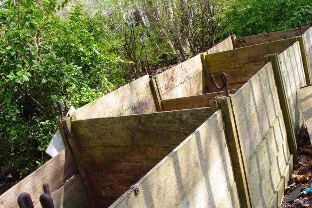 Never mind compost bins!