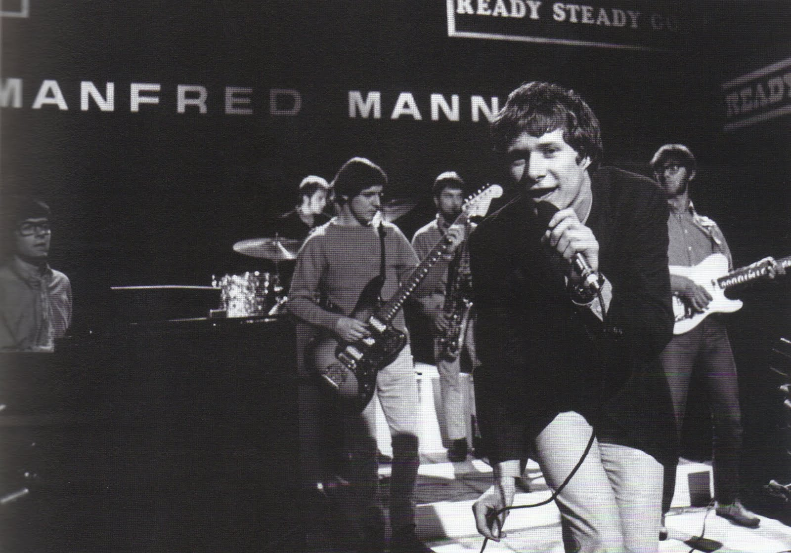 Manfred Mann - Taken From The Cohesion Album 'The Evolution Of Manfred Mann