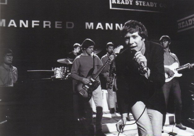 Paul Jones of Manfred Mann on Ready Steady Go!