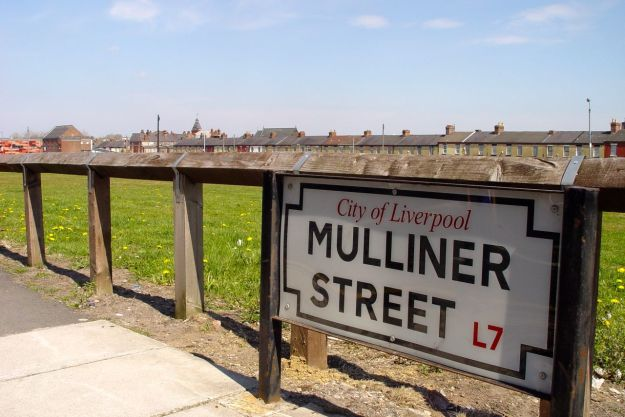Mulliner Street, 2013.