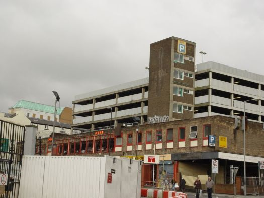 The 'Golden Phoenix' and the Hanover Street multi-storey?