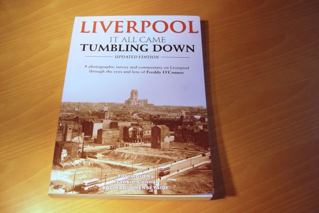 'Liverpool, It all came tumbling down' 2013 edition.