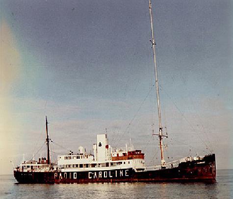 Radio Caroline North.