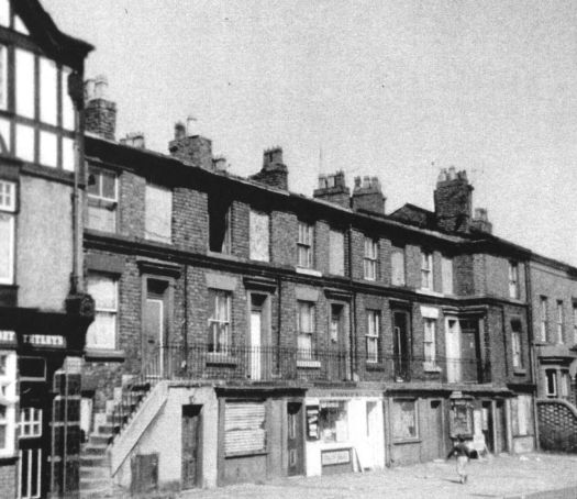 Walton Lane, Liverpool4.