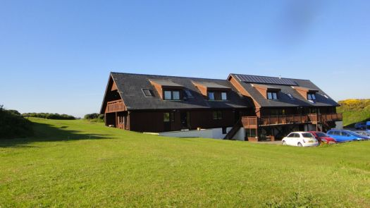 We stayed here, Anglesey Outdoor Centre.