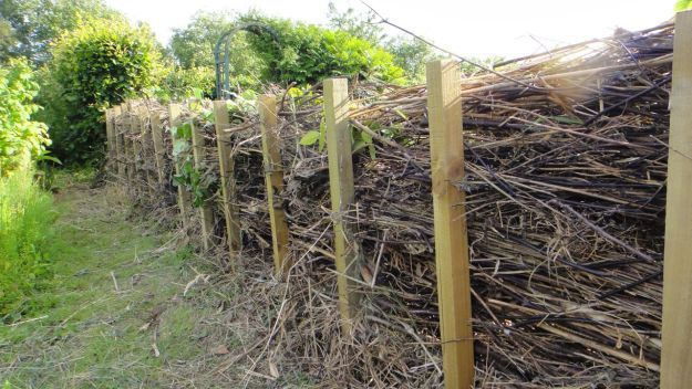 The new dead hedge.