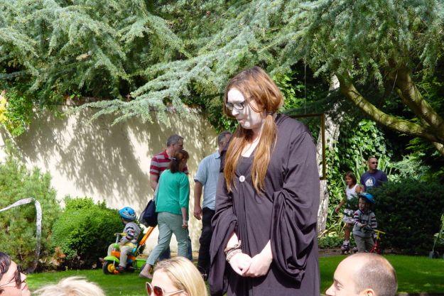 Harry Potter fancy dress.