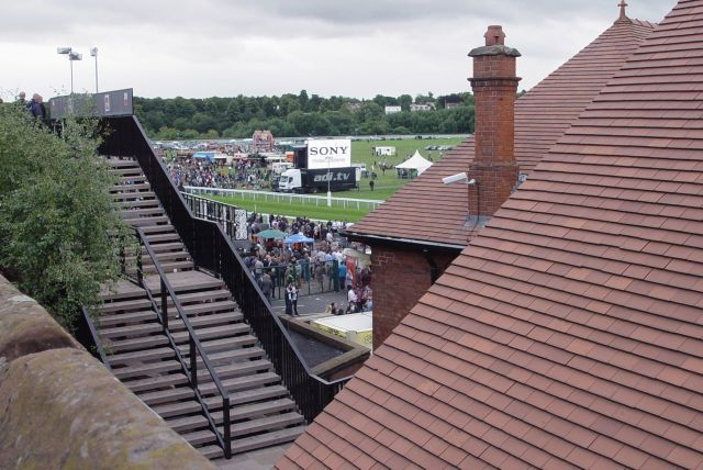 And come upon the Chester Races.
