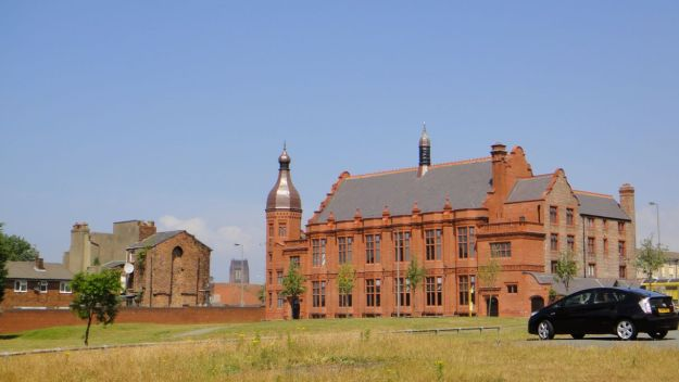 We're too near The Florrie not to show it to Stephen.