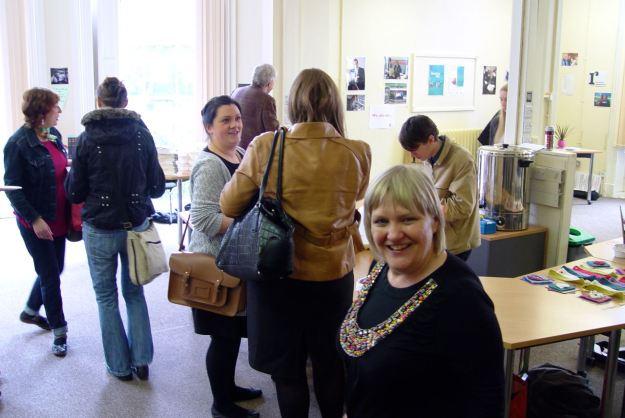 Jane Davis, founder and Director of The Reader Organisation.