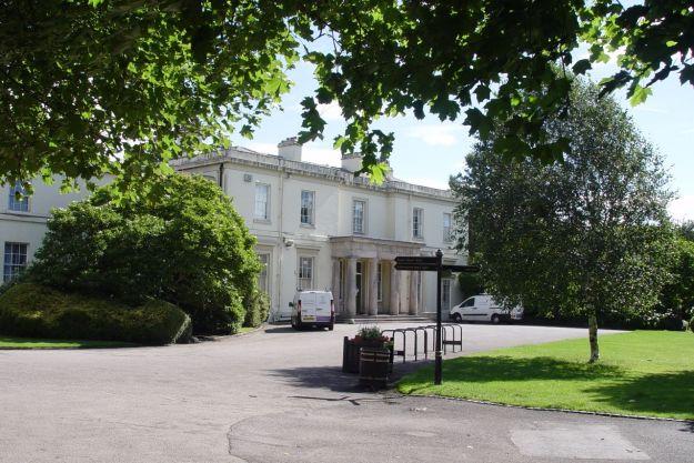 The Calderstones Mansion House.