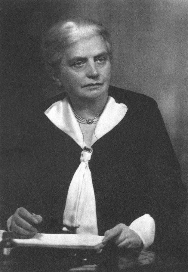 Eleanor Rathbone, 1872-1946.