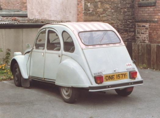 90 rear view
