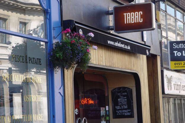 Café Tabac.