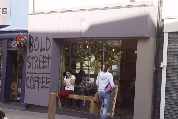 Bold Street Coffee. So much more than coffee.