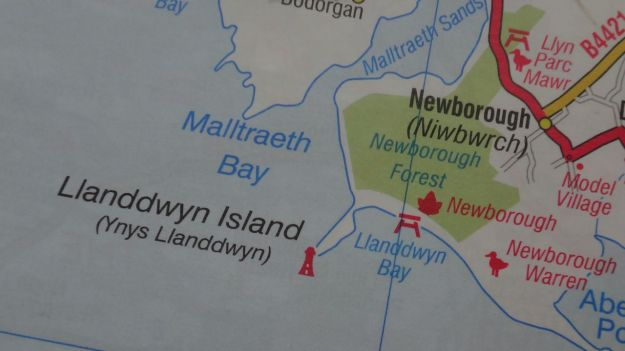 We travel on, through Newburgh, to our destination.