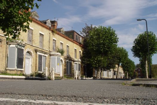 Ducie Street.