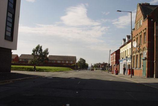 Upper Stanhope Street.