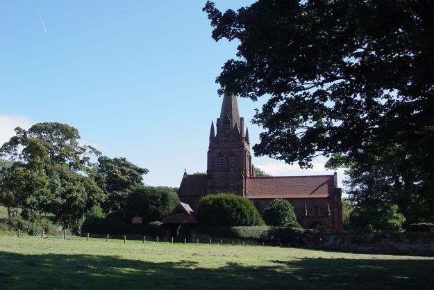 St Bartholomew's in Thurstaston.