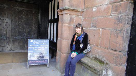 To visit 16th Century Speke Hall.